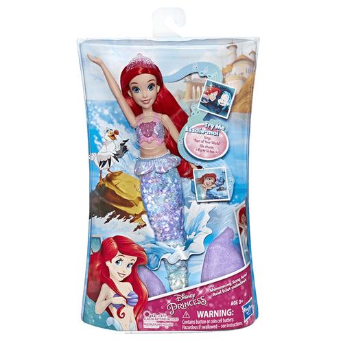 Disney Princess Shimmering Song Ariel
