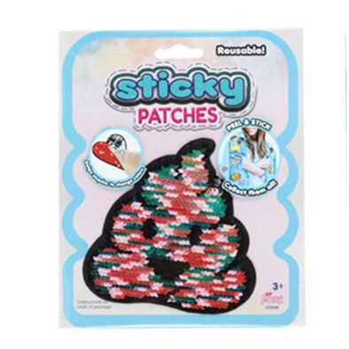 Sticky Patches Poo 24