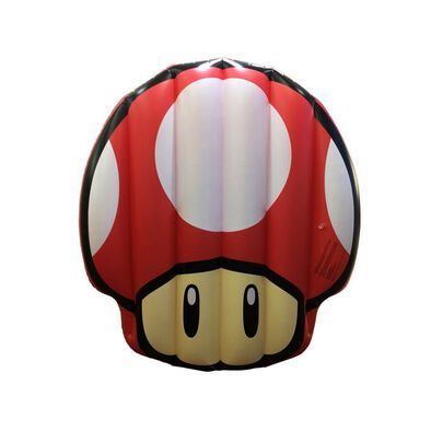 Nintendo Super Mario 2D Pool Floats Mushroom