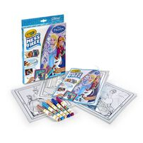 Crayola Color Wonder Disney Frozen Glitter