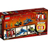 LEGO Ninjago Storm Fighter Battle 71703