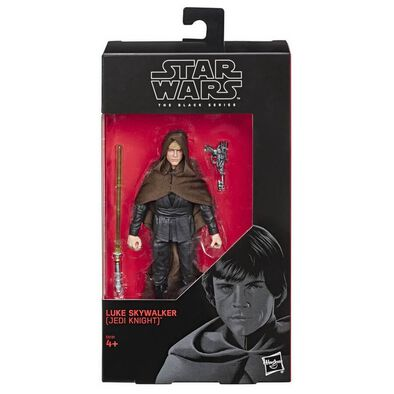 Star Wars The Black Series Luke Skywalker (Jedi Knight) Toy Action Figure