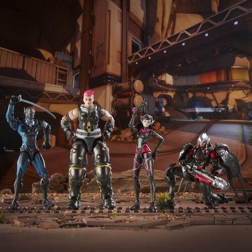 Nerf Rival Overwatch Ultimates Carbon Fiber Set