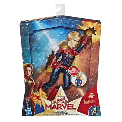 Marvel Captain Marvel Photon Power FX Captain Marvel Figure