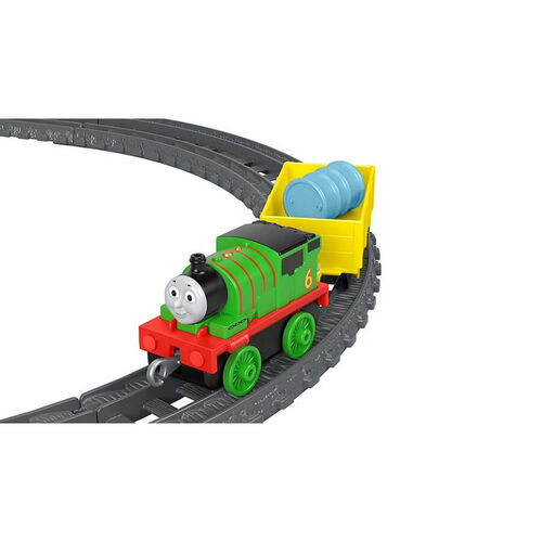 Thomas & Friends Track Master Percy's Barrel Drop