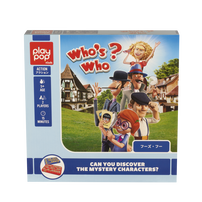 Play Pop Who's Who Action Game