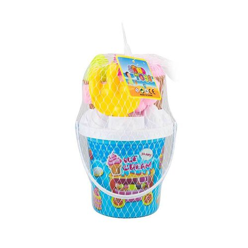 Rong Xin Delicious Time Beach Bucket Set 8 Pieces