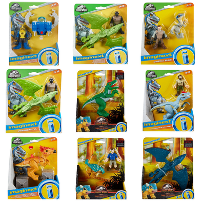 Imaginext Jurassic World Basic - Assorted