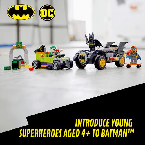 LEGO Super Heroes Batman vs. The Joker 76180