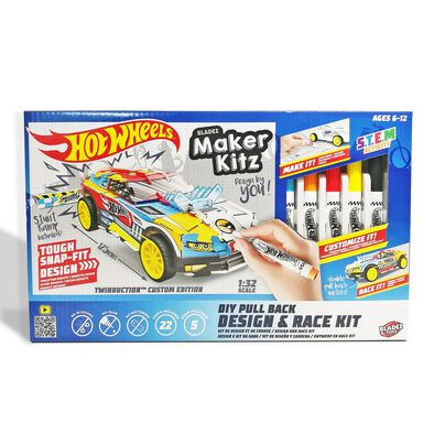 Hot Wheels Maker Kit - DIY - Assorted