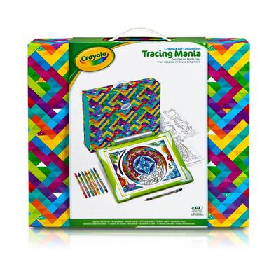 Crayola Tracing Mania