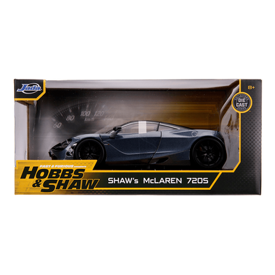 Jada 1:24 Fast & Furious Shaw's McLaren 720S