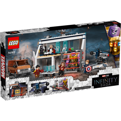 LEGO Super Heroes Avengers: Endgame Final Battle 76192