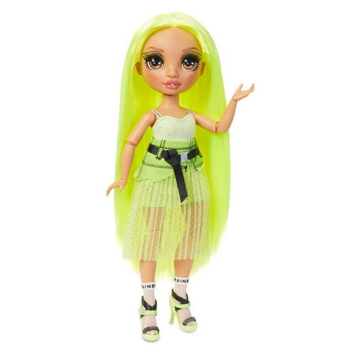 Rainbow High Fashion Doll Neon Karma Nichols