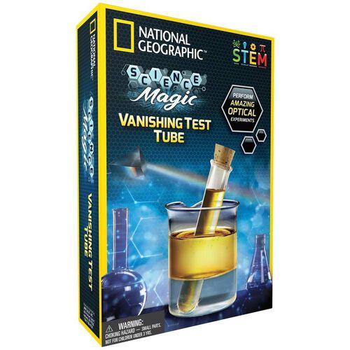 National Geographic Vanishing Test Tube