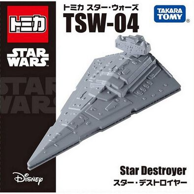 Star Wars Takara Tomy TSW-04 Destroyer