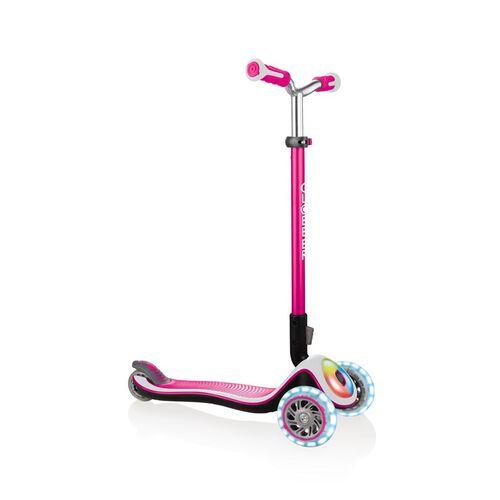 Globber Elite Prime Deep Pink Scooter