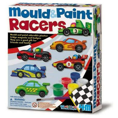 4M Mould and Paint (Racer)
