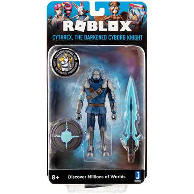 Roblox Cythrex The Darkened Cyborg Knight