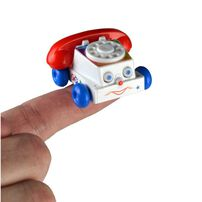 World's Smallest Fisher-Price Chatter Phone