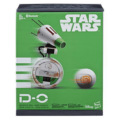 Star Wars Bluetooth Ultimate D-O