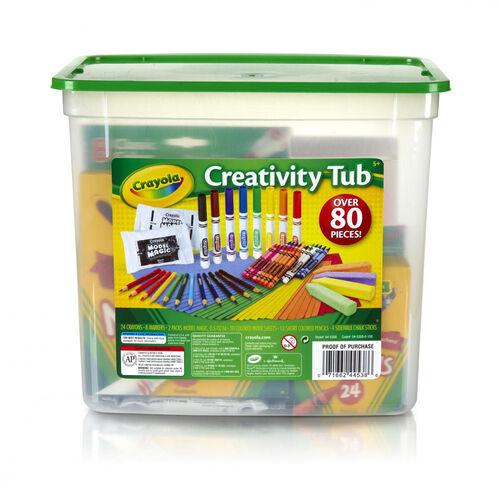 Crayola Creativity Tub
