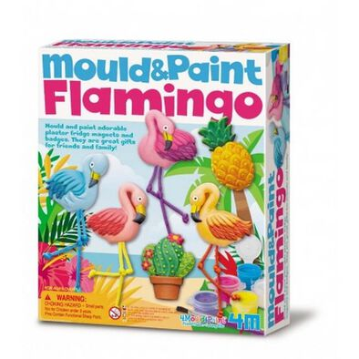 4M Mould and Paint (Flamingo)