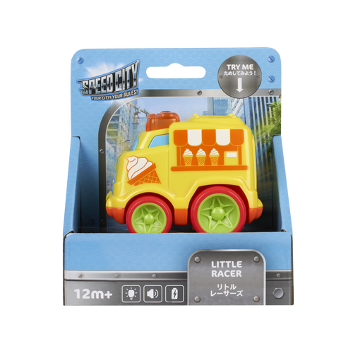Speed City Junior Little Racer - Assorted