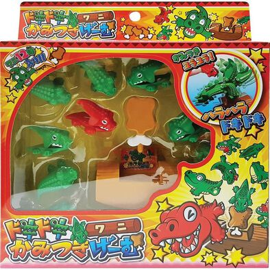 Yoheha Crocodile Game