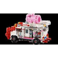 LEGO Monkie Kid Pigsy's Food Truck 80009