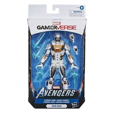 Marvel Avengers Legends Starboost Armor Iron Man