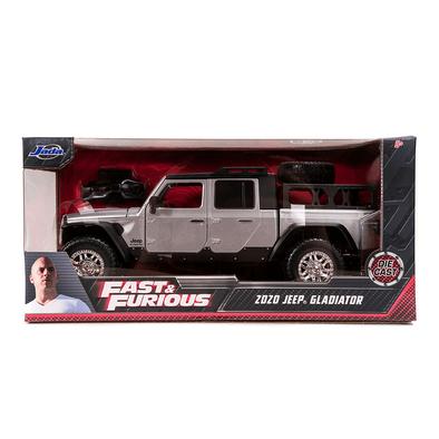 Jada 1:24 Fast & Furious 2020 Jeep Gladiator