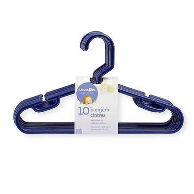 "Babies""R""Us 10 Pack Hangers Navy"