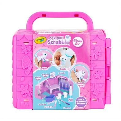 Crayola Scribble Scrubbie Beauty Set - Assorted