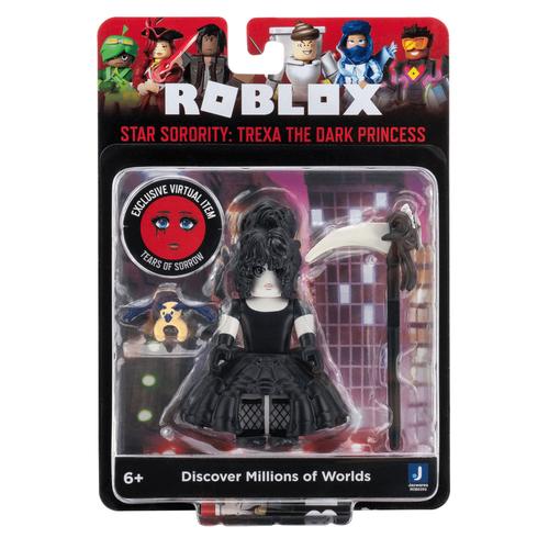 Roblox Star Sorority Trexa Dark Princess