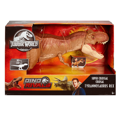 Jurassic World Super Colossal T-Rex