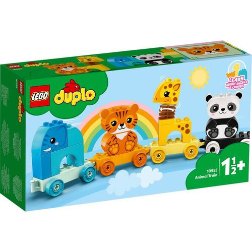 Lego Duplo Creative Play Animal Train 10955