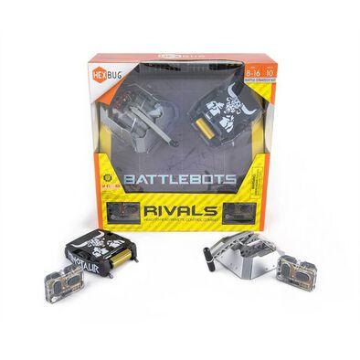 Hexbug BattleBots Rivals (Beta and Minotaur)
