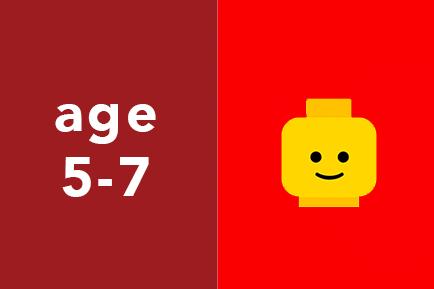 LEGO 5 - 7 years